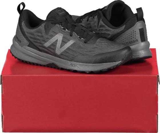 New Balance So Nitrel M Juoksu BLACK/SILVER (Sizes: US 7)
