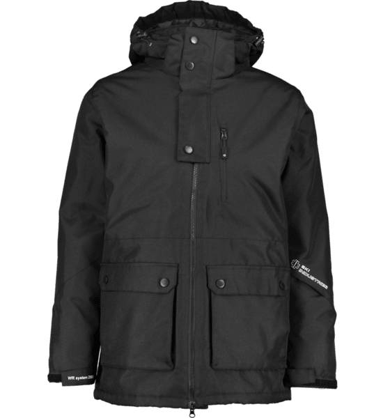 Ski Industries So Ski Jacket M Takit BLACK  - BLACK - Size: Extra Small