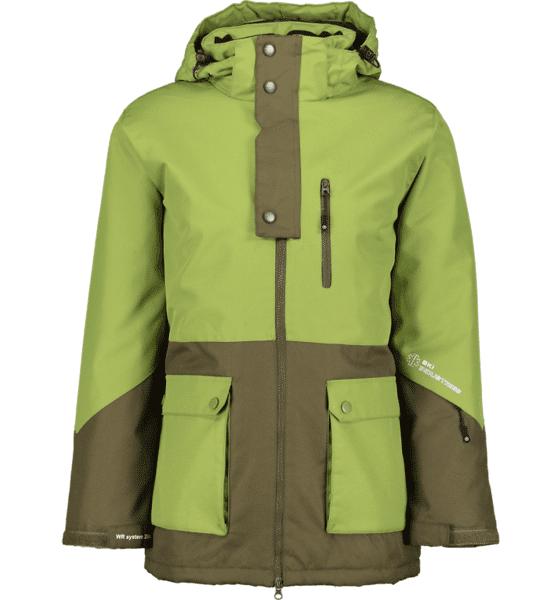 Ski Industries So Ski Jacket M Takit IGUANA GREEN/GRAPE  - IGUANA GREEN/GRAPE - Size: Extra Small