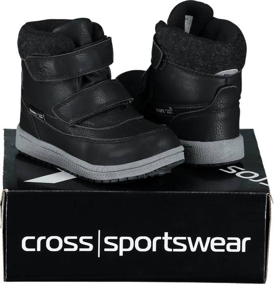 Image of Cross Sportswear So Stavanger H Kid Varsikengät & saappaat BLACK (Sizes: 29)