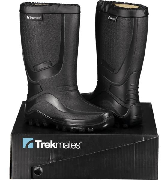 Image of Trekmates So Scooter Boot U Varsikengät & saappaat BLACK (Sizes: 42)