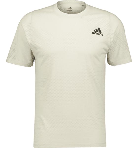 Image of Adidas So Tec Tee M Treeni RAW WHITE  - RAW WHITE - Size: Small