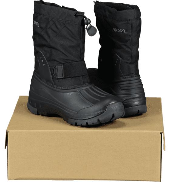 Image of Racoon So Polar Boot Jr Varsikengät & saappaat BLACK (Sizes: 29)