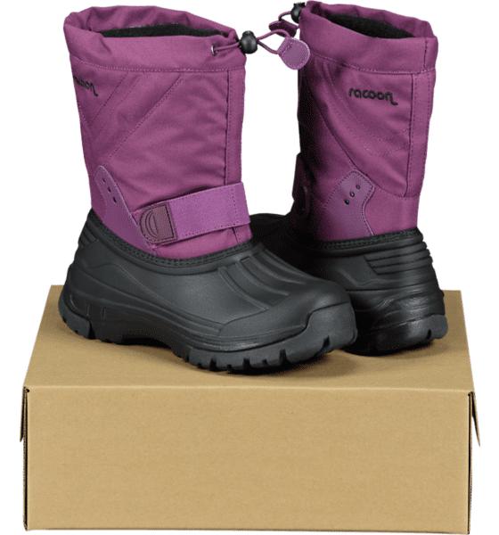 Image of Racoon So Polar Boot Jr Varsikengät & saappaat PURPLE (Sizes: 29)