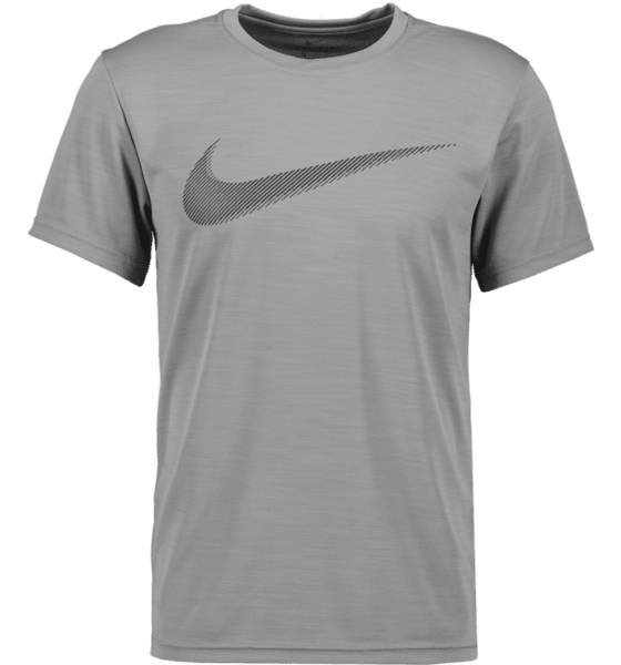 Image of Nike So Superset Tee M Treeni DARK GREY/BLACK  - DARK GREY/BLACK - Size: Small