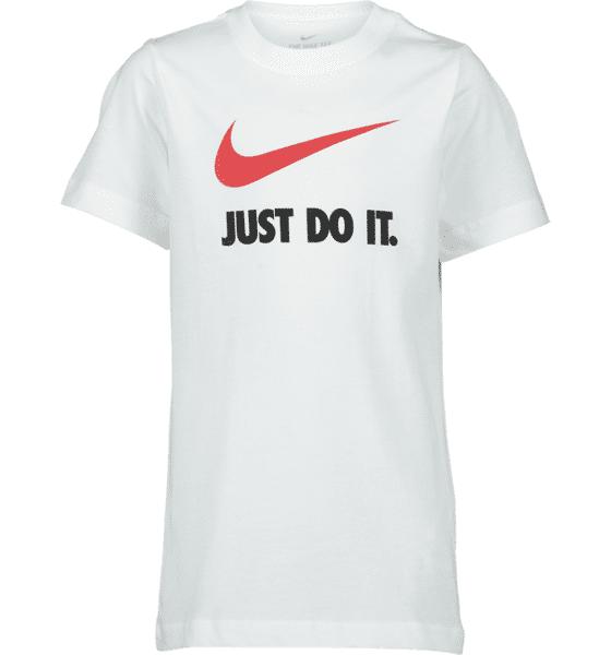 Nike So Jd Swosh Tee Jr T-paidat & topit WHITE (Sizes: S)