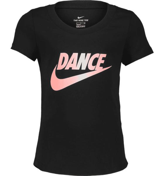 Nike So Dn Swosh Tee Jr T-paidat & topit BLACK  - BLACK - Size: Extra Small