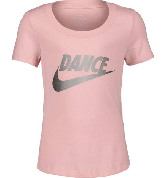Nike So Dn Swosh Tee Jr T-paidat & topit CORAL  - CORAL - Size: Extra Small