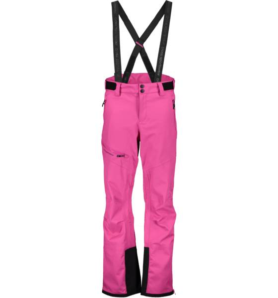 Image of Cross Sportswear So Whistler Pant W Housut RASPBERRY PINK (Sizes: XS)