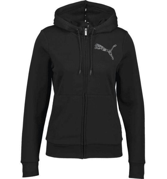 Image of Puma So Ka Fz Jkt W Yläosat BLACK (Sizes: S)