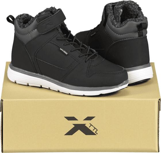 Image of X Ttl So Stelk Jr Varsikengät & saappaat BLACK (Sizes: 32)