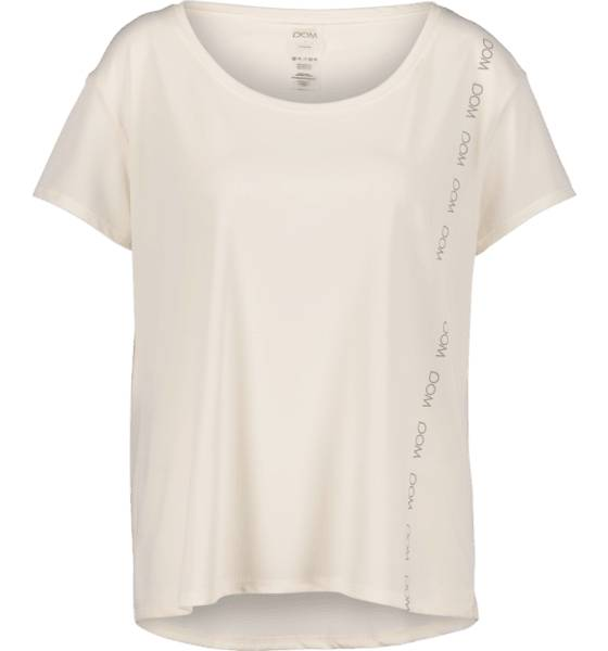 Image of Drop Of Mindfulness So Anna Loose Tee W Treeni PEARL  - PEARL - Size: Medium