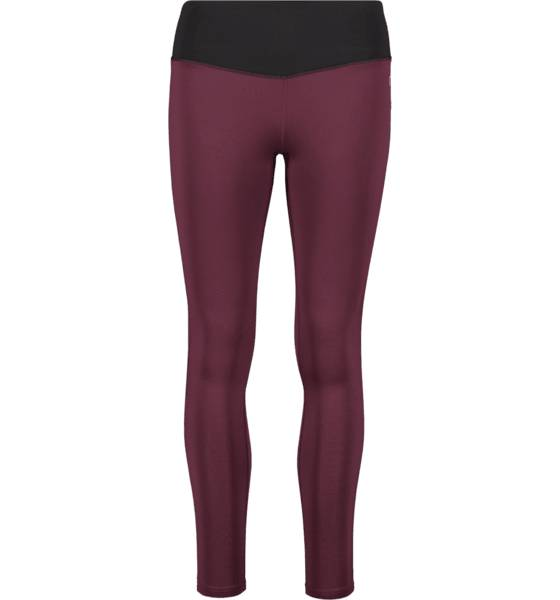 Image of Drop Of Mindfulness So Bow Tights W Treeni DARK ROSE  - DARK ROSE - Size: Extra Large