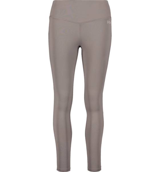 Image of Drop Of Mindfulness So Bow Tights W Treeni TAUPE  - TAUPE - Size: Large