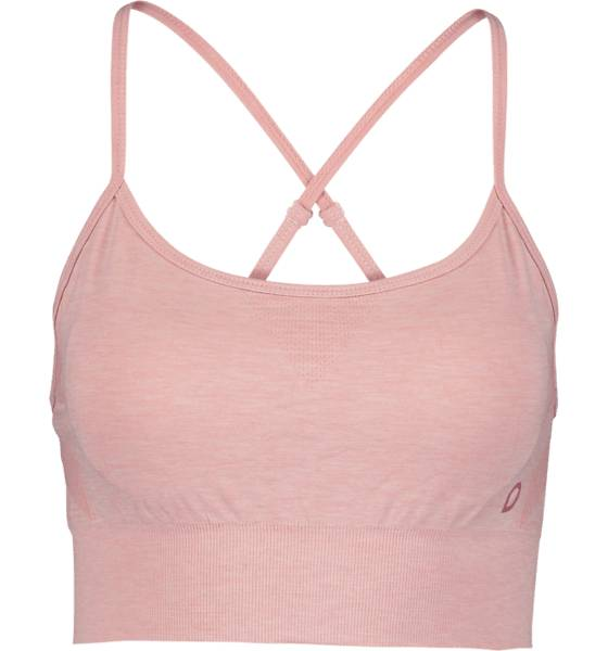 Image of Drop Of Mindfulness So Nova Bra W Treeni POWDER PINK - POWDER PINK - Size: Large