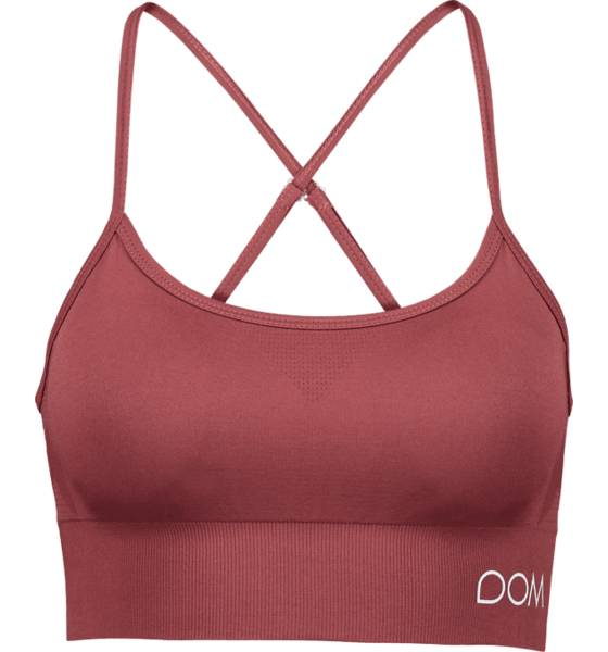 Image of Drop Of Mindfulness So Nova Bra W Treeni DARK BLUSH - DARK BLUSH - Size: Extra Large