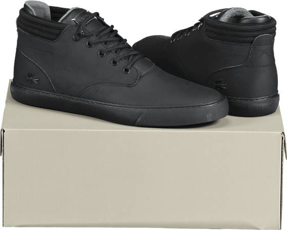 Image of Lacoste So Esparre Winter M Varsikengät & saappaat BLACK/BLACK (Sizes: 46)