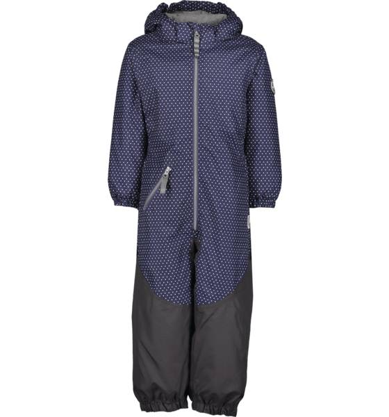 Image of Racoon So Sanne Suit Jr Haalarit MARINE DOTS (Sizes: 140)