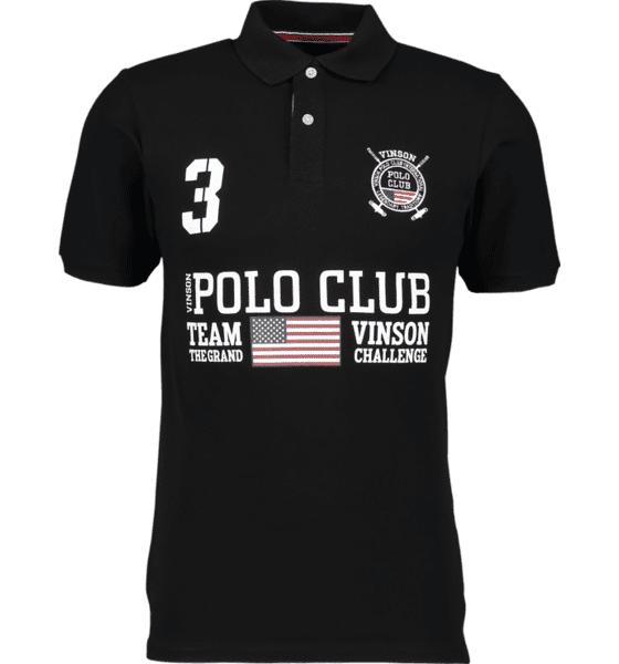 Vinson Polo Club So Jillian Polo M T-paidat BLACK (Sizes: L)