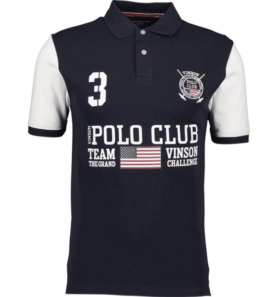 Vinson Polo Club So Jillian Polo M T-paidat DARK BLUE (Sizes: L)