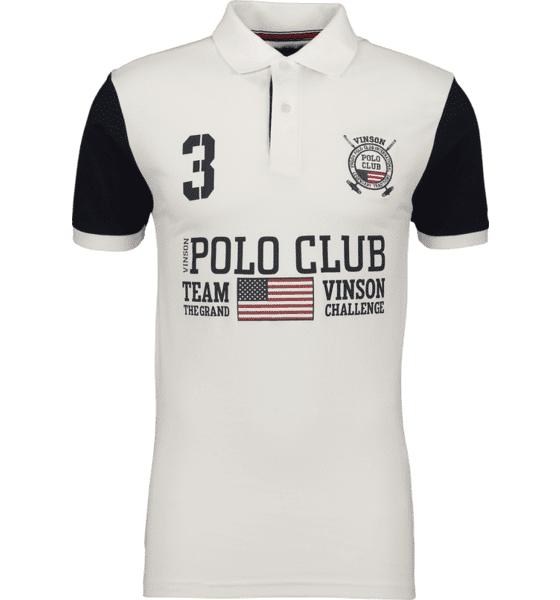 Vinson Polo Club So Jillian Polo M T-paidat WHITE (Sizes: L)