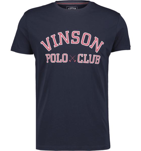Image of Vinson Polo Club So Kim Tee M T-paidat DK SAPPHIRE  - DK SAPPHIRE - Size: Small