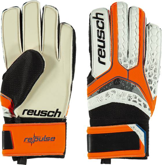 Reusch So Repulse Glove Jalkapallo SHOCKING ORANGE (Sizes: 11)