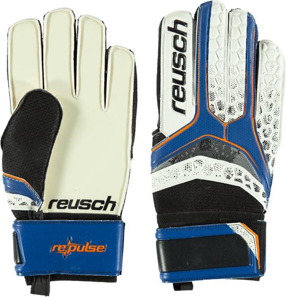 Reusch So Repulse Glove Jalkapallo ELECTRIC BLUE  - ELECTRIC BLUE - Size: 11
