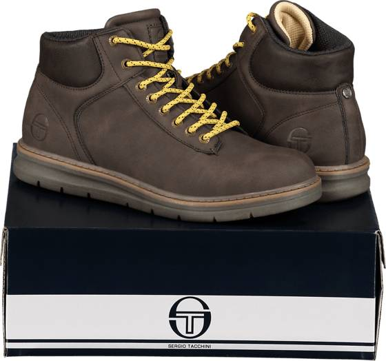 Image of Sergio Tacchini So Space Boots M Varsikengät & saappaat BROWN (Sizes: 41)