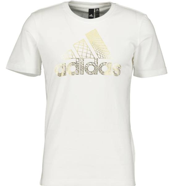 Image of Adidas So Bos Foil Tee M T-paidat WHITE  - WHITE - Size: Extra Large