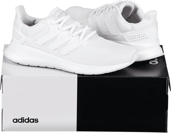 Image of Adidas So Runfalcon W Juoksukengät WHITE/WHITE  - WHITE/WHITE - Size: UK 5