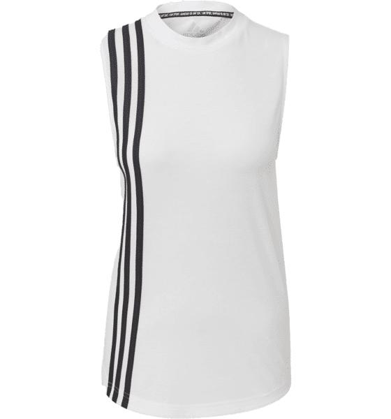 Image of Adidas So Wmh 3s Tank W Treeni WHITE  - WHITE - Size: Small