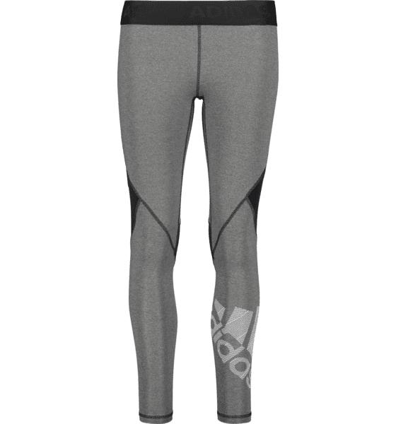 Image of Adidas So Ask Bos Tight W Treeni BLACK/GREY  - BLACK/GREY - Size: Extra Small