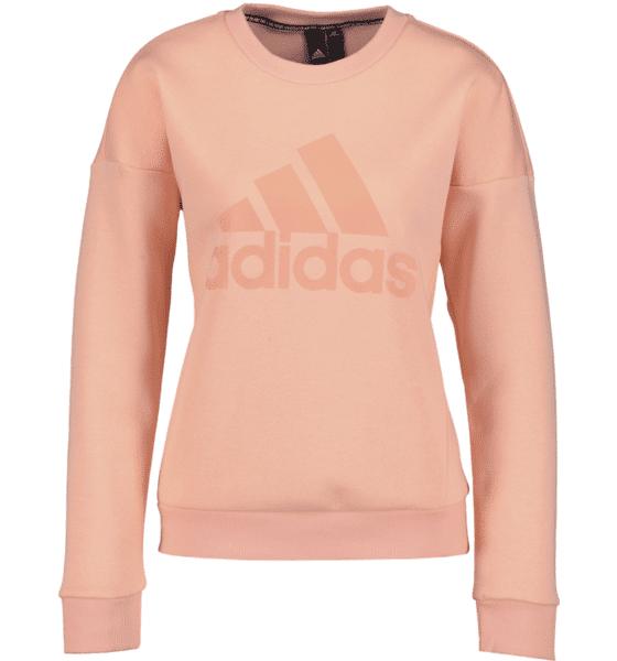 Image of Adidas So Mh Bos Crew W Yläosat GLOW PINK (Sizes: L)