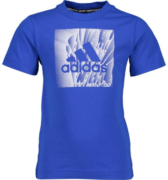 Image of Adidas So Mh Box Tee Jr T-paidat & topit BLUE  - BLUE - Size: 164