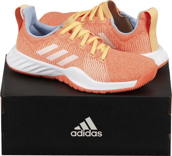 Image of Adidas So Solar Lt Trainer W Treeni GLOW ORANGE (Sizes: UK 4.5)