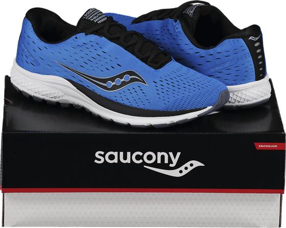 Image of Saucony So Jazz 20 M Juoksu BLUE/BLACK (Sizes: US 11)