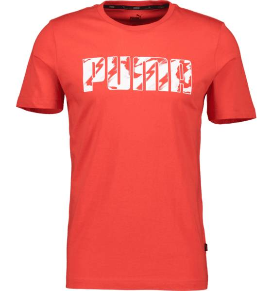 Image of Puma So Ka Tee M T-paidat RED - RED - Size: Small