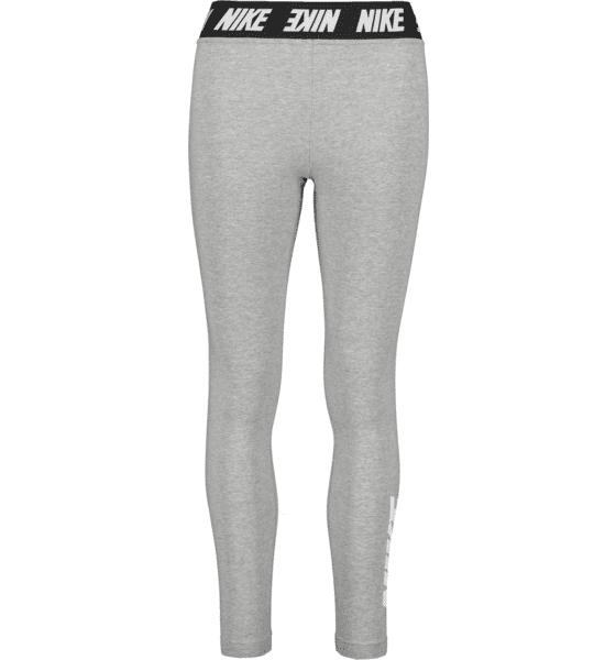 Image of Nike So Nsw Legging W Treeni DK GREY HEATHER  - DK GREY HEATHER - Size: Medium