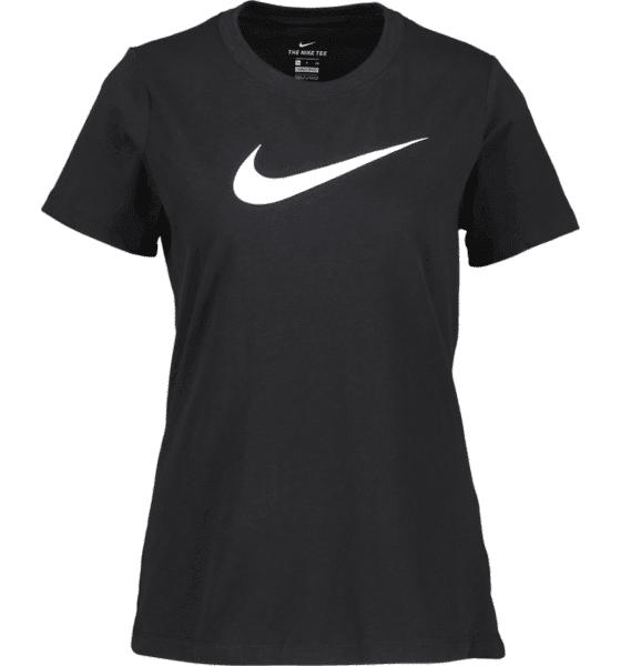 Image of Nike So Dry Dfc Tee W Treeni BLACK  - BLACK - Size: Small
