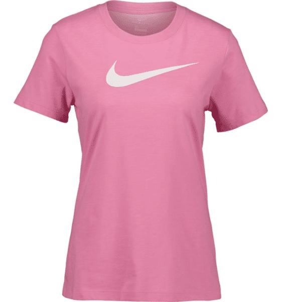 Image of Nike So Dry Dfc Tee W Treeni FLAMINGO PINK  - FLAMINGO PINK - Size: Small