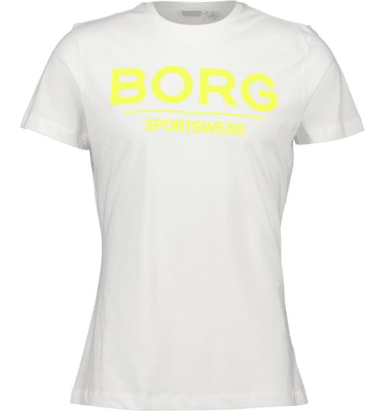 Image of Björn Borg So Samir Tee M T-paidat WHITE  - WHITE - Size: 2X-Large