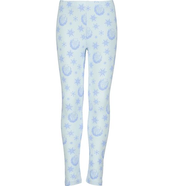 Disney So Leggings G Jr Treeni BLUE FROZEN  - BLUE FROZEN - Size: 86-92