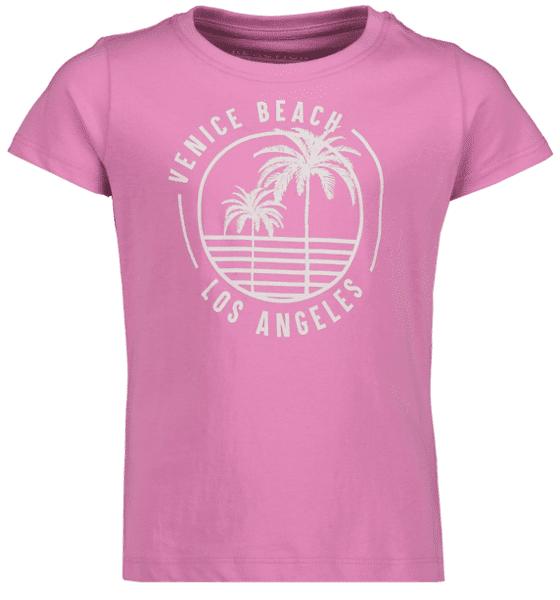 Reaction So Print Tee G Jr T-paidat & topit PINK VENICE BEACH  - PINK VENICE BEACH - Size: 86-92