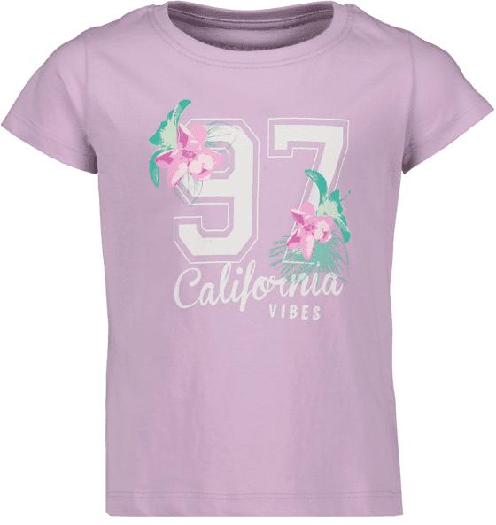 Reaction So Print Tee G Jr T-paidat & topit LILAC CALIFORNIA  - LILAC CALIFORNIA - Size: 86-92