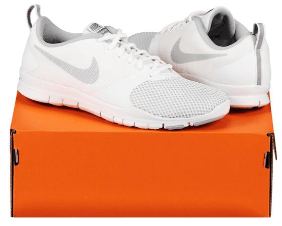Image of Nike So Flex Essential Training W Treeni WHITE/WOLF GREY  - WHITE/WOLF GREY - Size: US 8