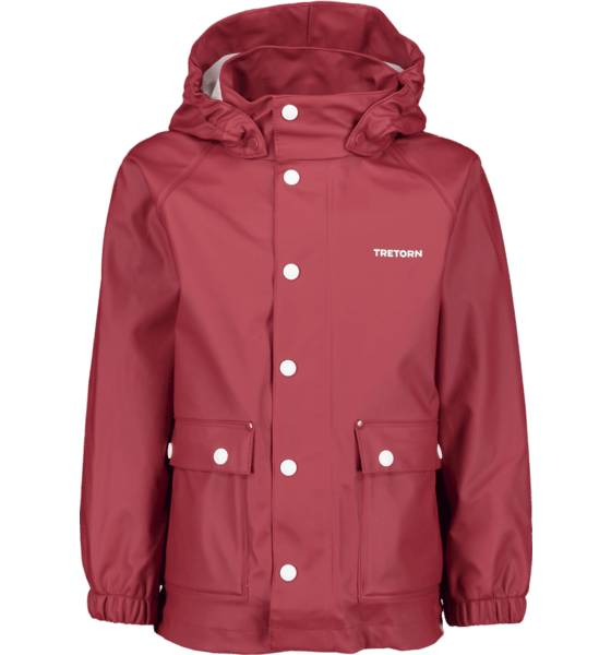 Tretorn So Wings Raincoat Jr Sadevaatteet CHILI PEPPER RED  - CHILI PEPPER RED - Size: 86