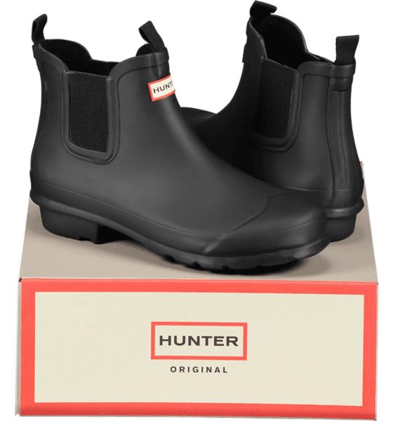 Image of Hunter So Orig Chelsea Jr Varsikengät & saappaat BLACK (Sizes: 35-36)