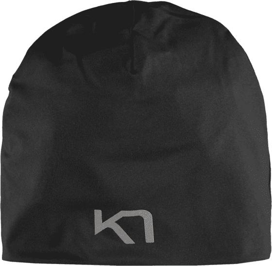 Kari Traa So Myrblå Beanie Pipot & otsanauhat BLACK  - BLACK - Size: One Size