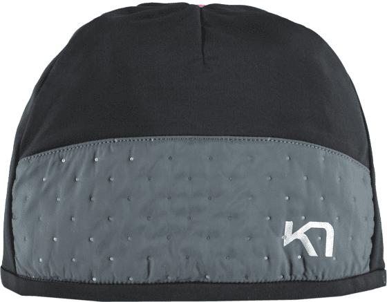 Kari Traa So Tove Beanie Pipot & otsanauhat BLACK  - BLACK - Size: One Size